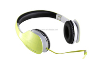 Latest design flat cable headset with high quality