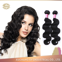 China hair sller Xuchang SV wholesale best quality cheap brazilian body wave hair, malaysian body wave hair weave
