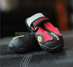 High Quality Dog Anti-slip Shoes Reflecting Dog Boot Waterproof Dog Shoes