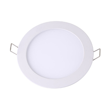 Factory price ultra slim round 6W 12W 18W surface flat led panel light