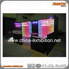 double deck exhibition booth