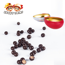 Children sweets ball round wafer chocolate brands for party