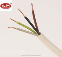 Exported pvc insulated High quality control kabel 4x1.5mm