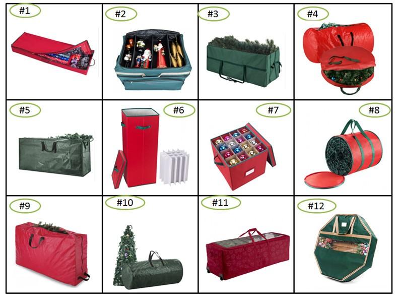 Heavy Duty Canvas Christmas Tree Storage Bag Large For 9 Foot Tree Buy Chri