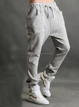 Military Style Physical Training Sweat Pants in Gray
