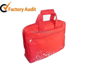 Red Laptop Bags for Girls with High Quality