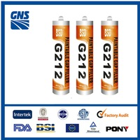 professional polysulphide sealant for insulating glass conductive silicone sealant