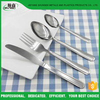 New product 2016 Cutlery Kitchenware, Different Kinds of Flatware, Knife Fork Spoon