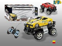 4 Channel RC Off-Road Vehicle