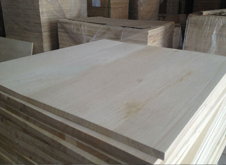 High quality Paulownia board for furniture