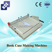 Easy operation Desktop Book Case Cover Making Machine/Photo Book hard cover Maker