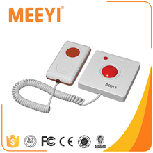 Meeyi Call Cancel Keys Waterproof Emergency Panic Call Button For Elderly
