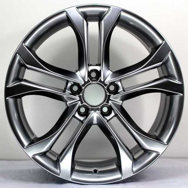 Reconditioned Alloy Wheel, Rim 18inch PVD Chrome Full Face Painted