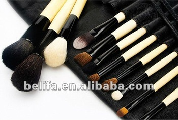 Custom 18 Pcs Professional Makeup Brush Sets