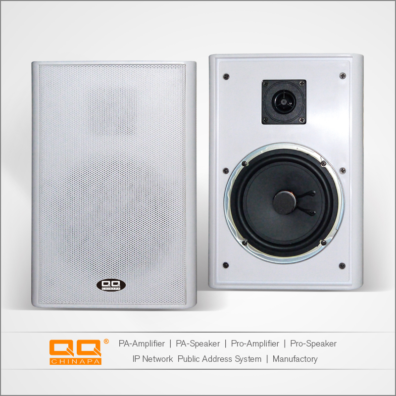 Factory High Quality Square Fashion Speaker 20W On-Wall Speaker Fashion speaker