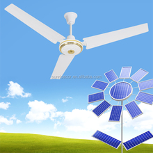 2017 New model dc12v PLD-805 solar dc ceiling fan