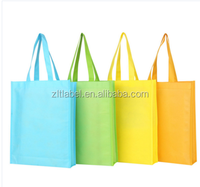 Cloth bags with logo printing/ tote pp non woven bags/ manufacture cheap non woven bag