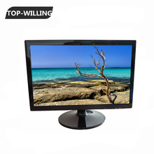 VGA DVI 1920x1080 IPS Panel 15.6 inch Wide LED Computer Monitor