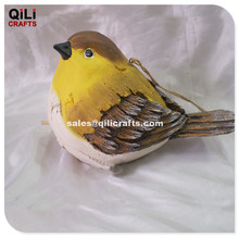Lively Home Decor Easter Resin Bird Garden Ornament