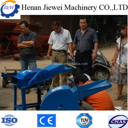 JIEWEI-0.4 cotton stalk cutter/cotton straw crusher for animal feed