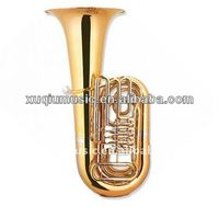 4 Keys Rotary Tuba With Cupronickel Valves