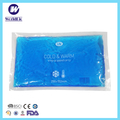 PE Material cold therapy Blue Gel ice pack Hot Cold Compress for Rapid Pain Relief