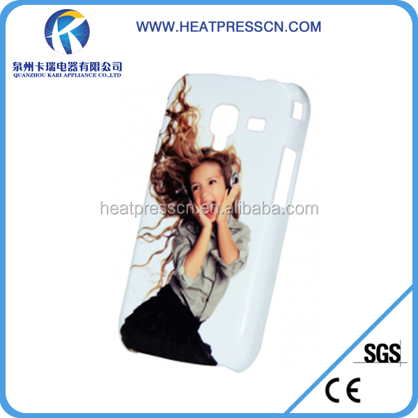 3D sublimation phone cover for samsung GALAXY Note 3