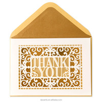 Free thank you card samples with best price