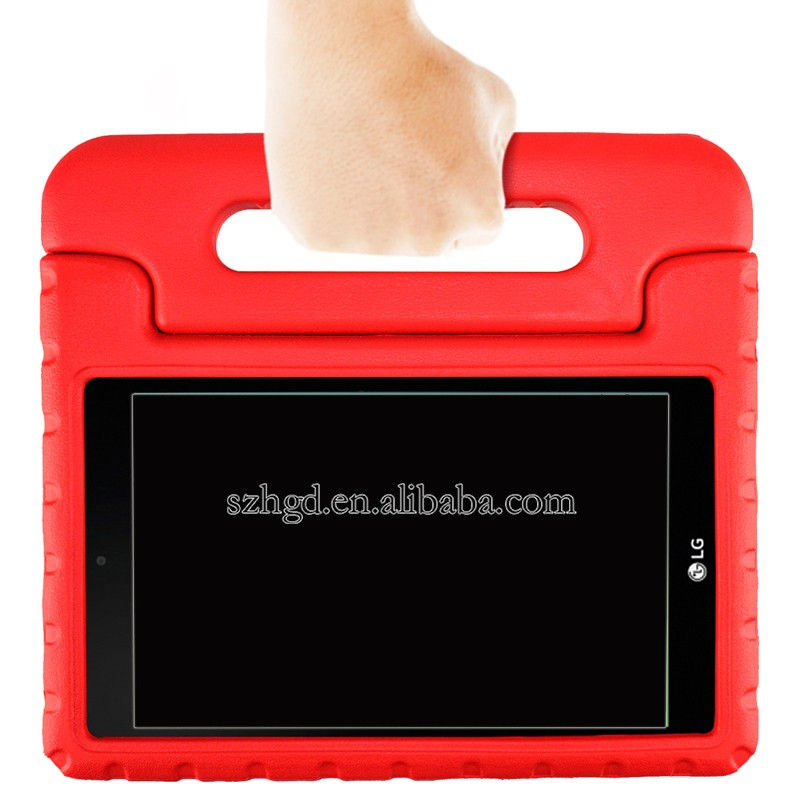 Kids Friendly EVA Foam Case for LG G Pad 3 8.0 V525 /LG G Pad X 8.0 T-Mobile/AT&T V520/V521