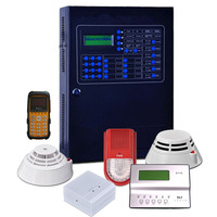 Addressable Fire Alarm Control Panel Alarm