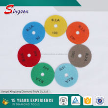 Dry diamond polishing pads for concrete,Diamond polishing pads for glass polishing