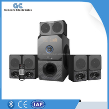 2016 new designed Home theater speaker system, Amazon hot sale bt speaker, 5.1 home theater surround sound system