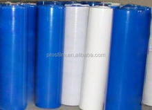 Blue Transparent Manufacturer Pe Protective Film For Carpet From Wuxi Manufacturer/thickness of 0.075mm
