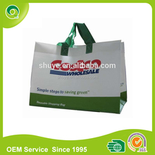 Wholesale Recycled PP woven shopping bags Made in China