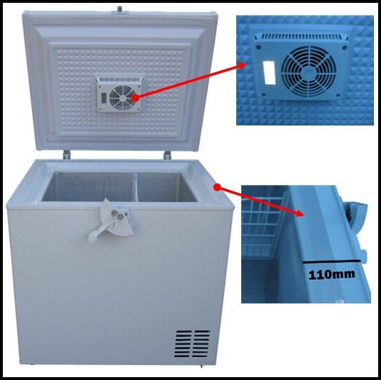 110mm 12v Fan : New model thick mm insulation dc power v