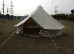 Large Family Camping Tents Cotton Canvas 7 M Bell Tent
