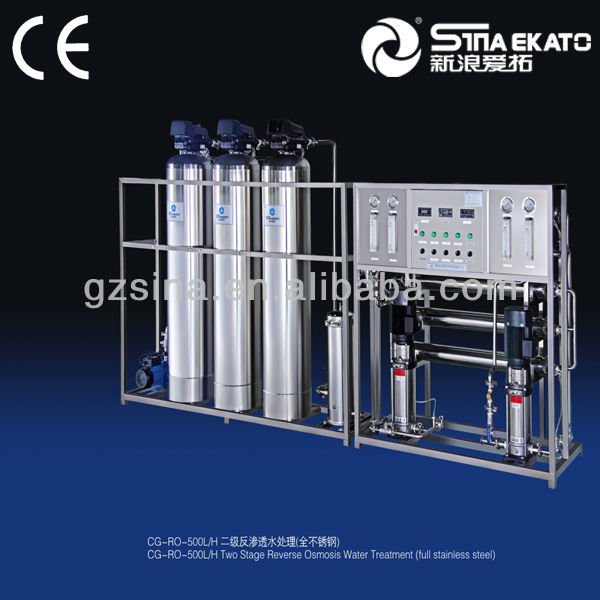 Good quality high pressure ro water pump water treatment chemical