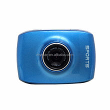 The hot sell sports action camera waterproof 2.0 TFT Waterproof index 5 meters sport camera W108