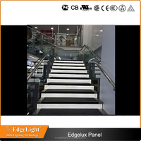 Promotional pyramid led panel light for sale