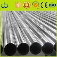 Exported to Indonesia stainless steel tube 32mm stainless steel tube internal threaded pricing