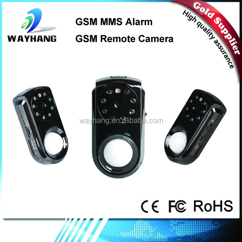 Wireless Home Alarm Gm01 Wireless Home Alarm/outdoor Gsm Security Camera/security Alarm System GM01