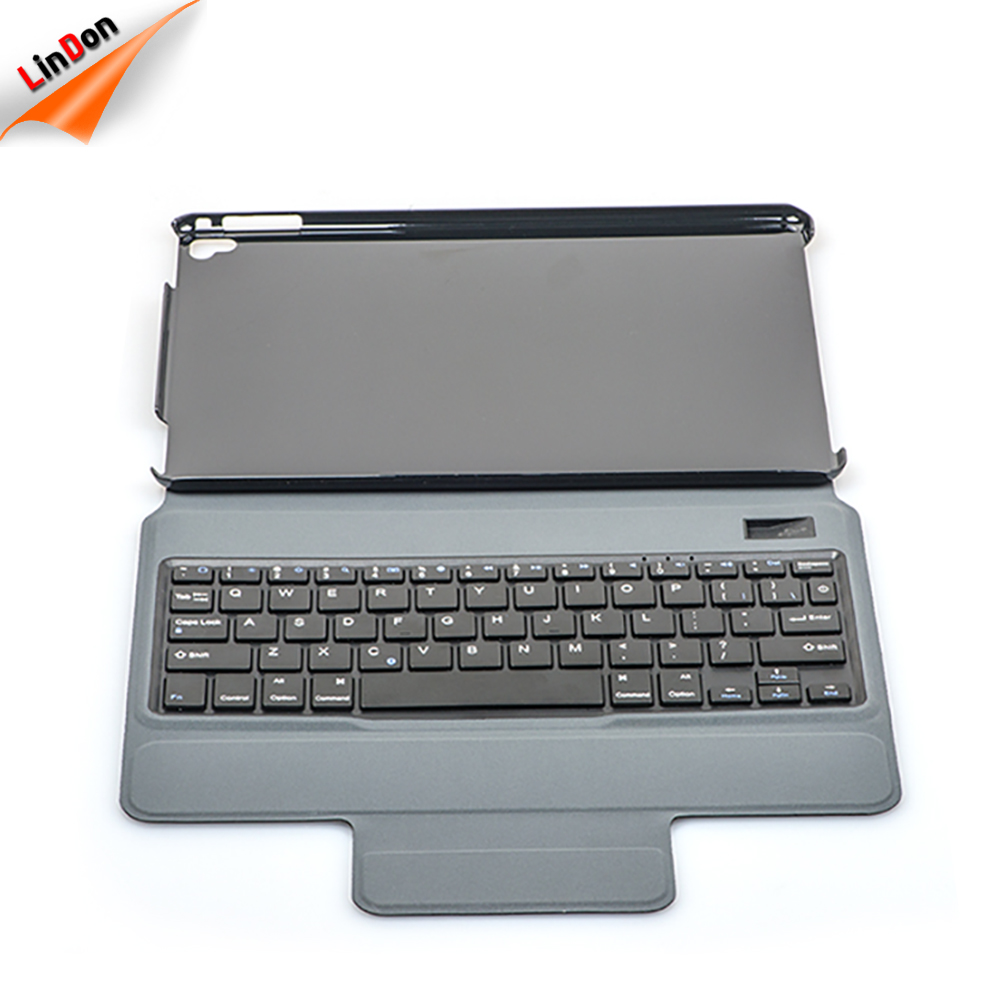 PU Leather case Magnetic Wireless Bluetooth keyboard for ipad pro 9.7''