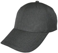 Plain Baseball Cap Blank Hat Solid Color