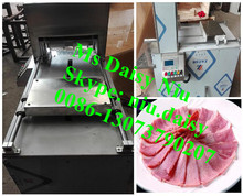 commerical frozen meat slicer/chicken meat slicer machine/poultry meat slicing machine