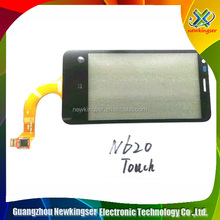 High quality for nokia lumia 620 touch screen digitizer