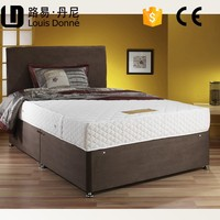 Memory foam five stars hotel valve for inflatable mattress