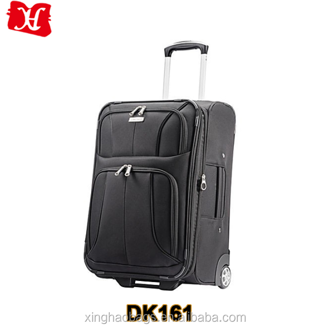 travel luggage bags polyester trolley bags luggage