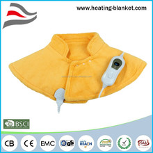 Round Electric Heating Pad with Famous Make, Plush Heating Pad