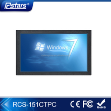 Rcstars OEM/ODM 15.6 Inch Wall Mounted All in one Computer with Capacitive Touch Screen(RCS-151CTPC)