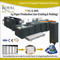 RYLX 860 A4 Paper Cutting Packing